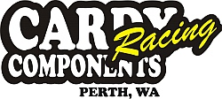 Cardy Racing Components Logo